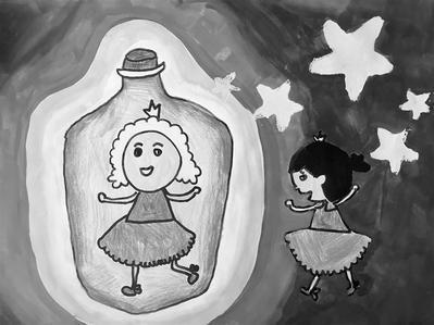 首届儿童心理绘画大赛结果出炉