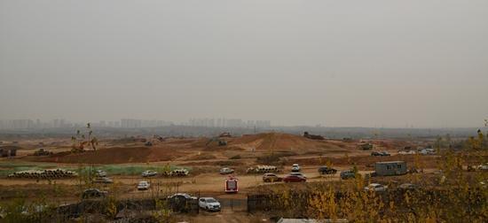 河北园博园核心工程已全部完成施工图设计