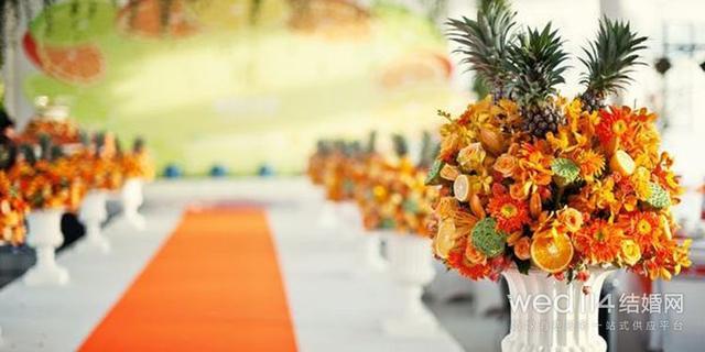 如何打造完美秋季婚礼 这些细节要用心