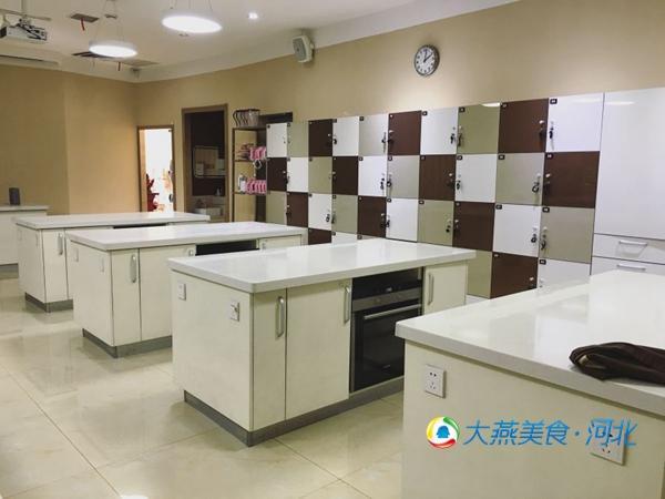 欧式烘焙厨房图片