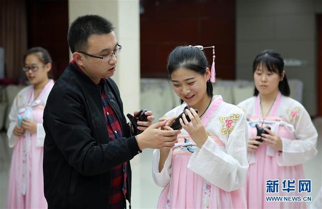 廊坊固安:订单式职业教育受欢迎