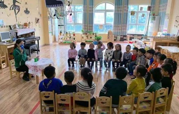 截至目前河北省新增普惠学前教育学位15万个
