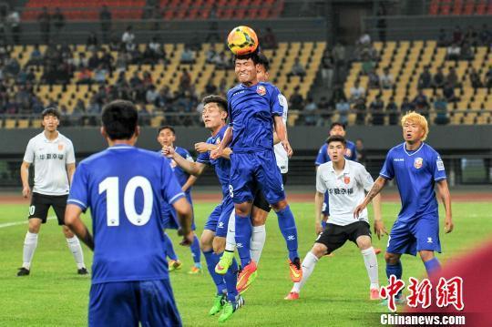 2015中国足协杯广西主场首战0:2不敌河北