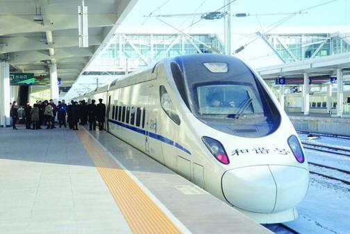 唐山站发布春运列车开行指南 河北春运看这里图片 30600 504x338