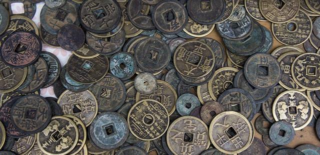 古玩市场寒冬 钱币市场依然坚挺甚至领涨
