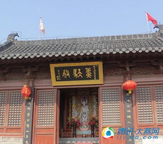 佛教圣地—冀州竹林寺