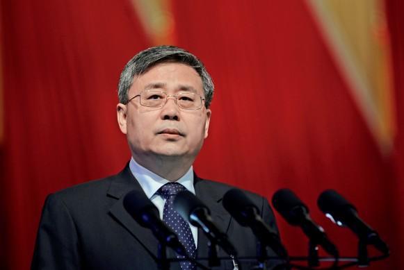 银监会重要会议:郭树清接任主席 尚福林赴政协经济委员会