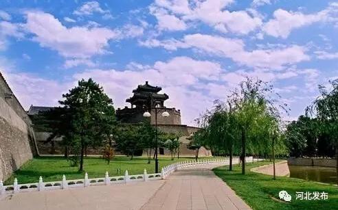 邯郸未来5年的发展蓝图,你的家乡是在哪个中心