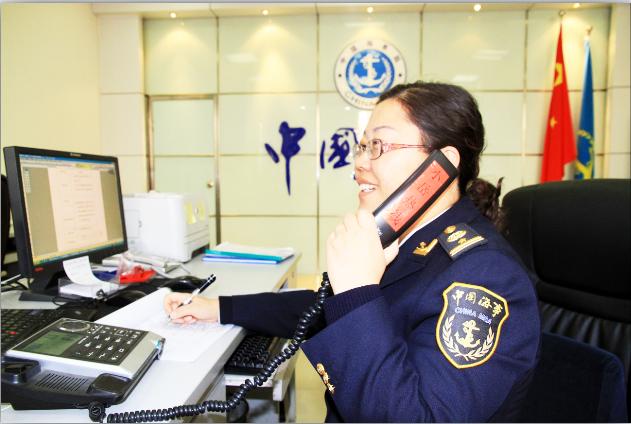 秦皇岛海事局为首例香港籍船员办理信息采集业务