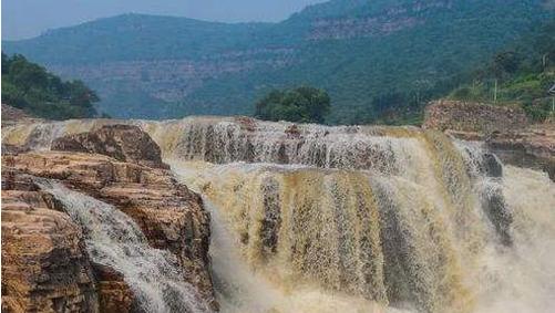 这9个令人惊艳的瀑布,带你享受清凉一夏