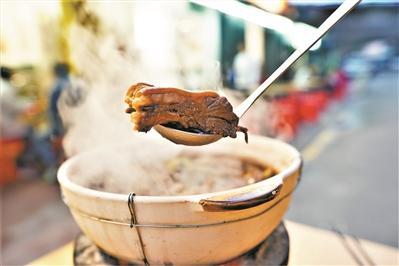 """""""炭""""一炉羊肉煲"""