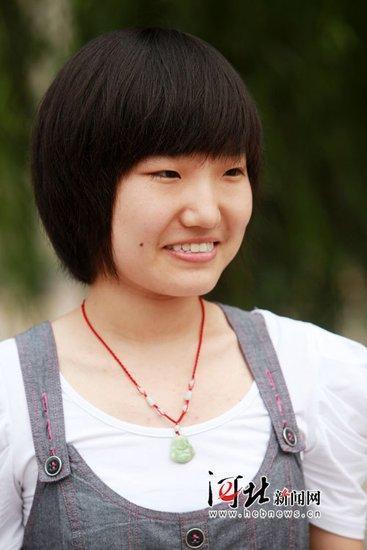 2011河北高考状元:理科王亚玉,文科高媛