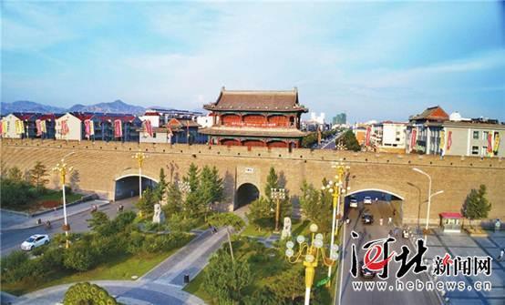 宣化滨河新城规划图