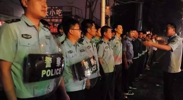 打击传销 沧州17日凌晨出动300多人发起总攻