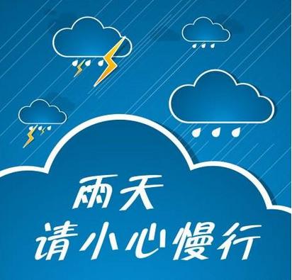 今起河北将迎全省范围降雨天气 降温大风来袭