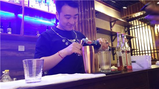 分享快乐 分解不悦的小酒馆