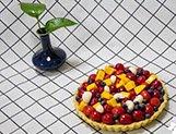 梅朵手作课堂22丨水果乳酪塔