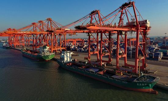 创新高!2017年河北省港口货物吞吐量10.9亿吨