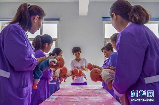 (社会)(2)河北武邑:技能培训助妇女就业