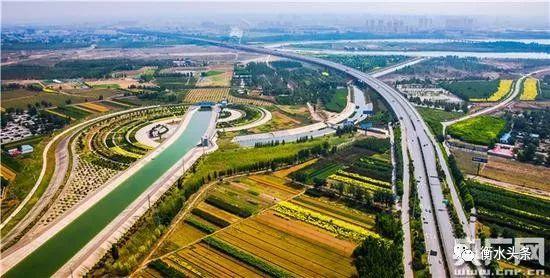 """3000万立方""""南水""""入冀 救""""活""""滹沱河"""