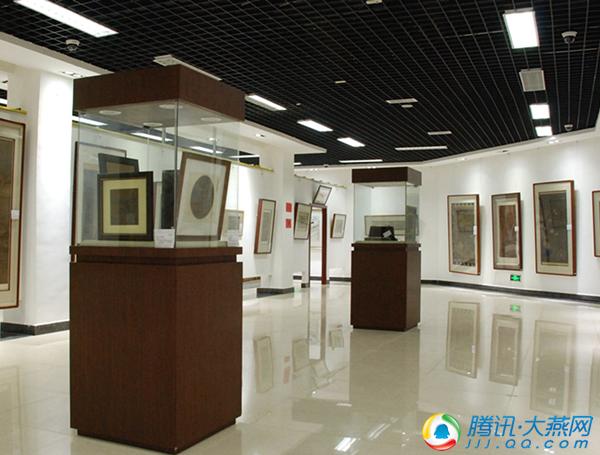 衡水有个中国书画博物馆 你去过没?
