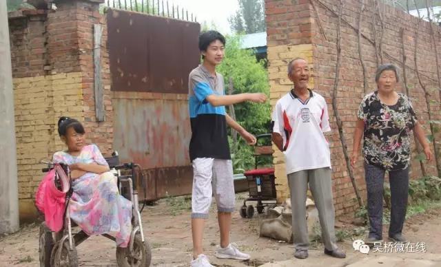 河北农村男孩684分被清华预录取