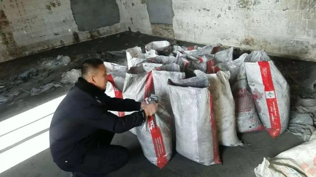 沧州黄骅警方告成捣毁一不法制造烟花爆仗窝点