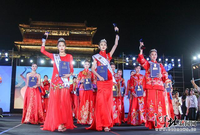 2018中国·山海关丝绸之路世界模特大赛(河北赛区)落幕