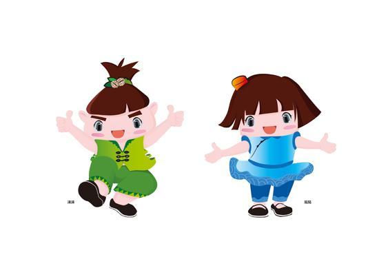 河北首届河北省旅发大会标识、吉祥物和京西百渡标识确定