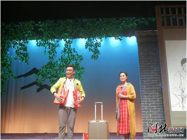 新编枣梆现代戏《草根大师》:别具风味书写艺术人生