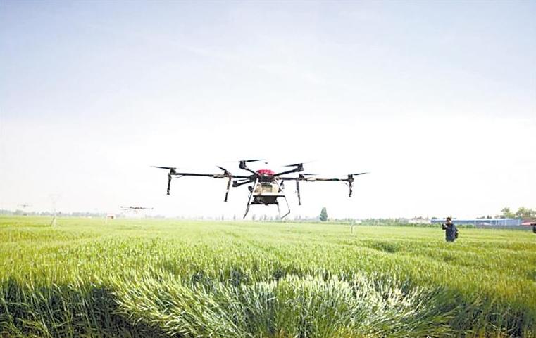 河北省农业主推技术到位率达95%以上