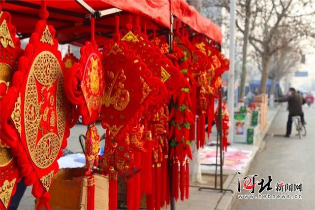 """[推荐]腊月二十起,邢台市将开放10条""""年货街"""""""