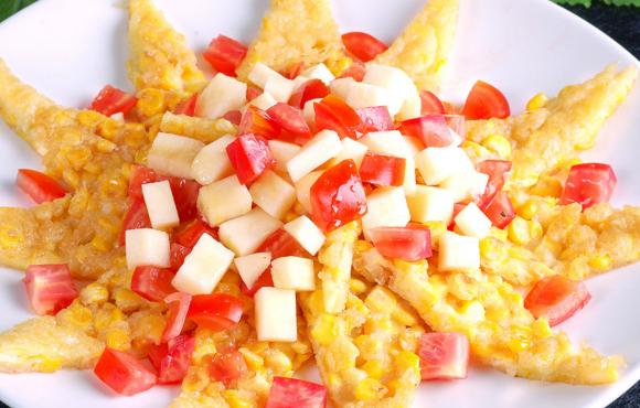 水果玉米不是转基因食品