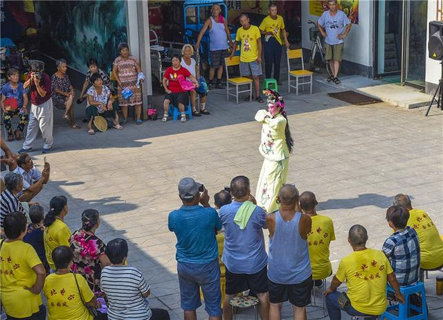 深州:文化大院引领乡村文明新风
