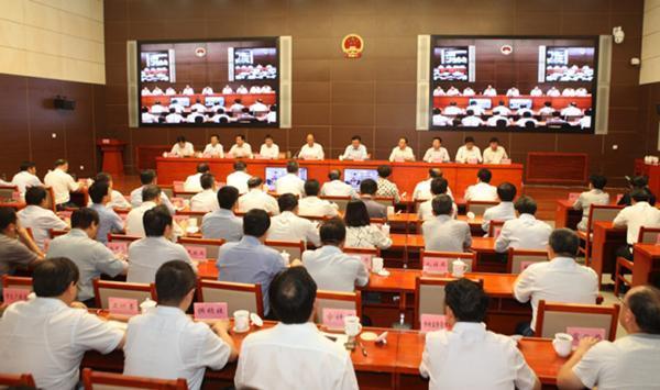 张家口:近万名科级以上领导干部接受警示教育