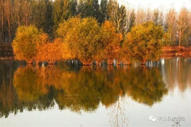 平山县最新山村美照曝光!这么美的平山,你见过吗?