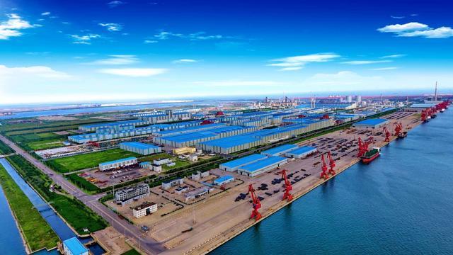 曹妃甸:打造高质量发展的现代化滨海新城