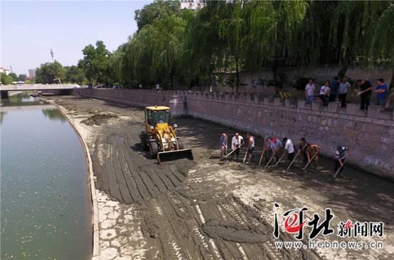 上半年河北省河湖垃圾清理完成1506万立方米