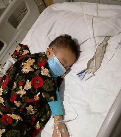 河北:盼救助!6岁男孩患白血病等待骨髓移植