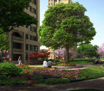 河北城市新建居住区绿地率不得低于35%