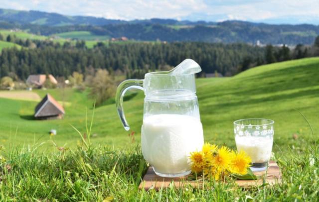 牛奶保质期长