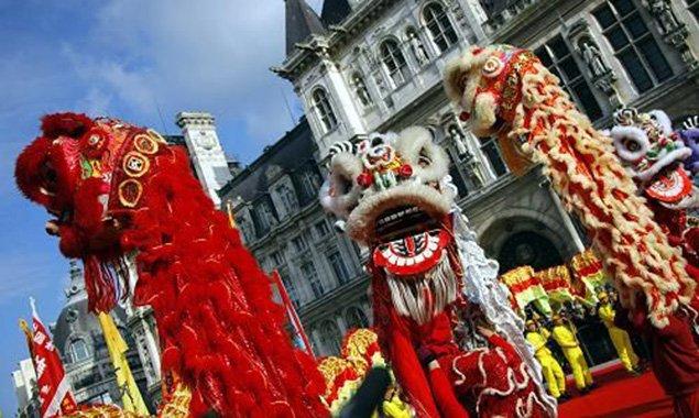 中国春节震惊了外国人 河北竟上了BBC
