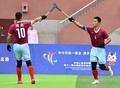 全国民族运动会木球半决赛:河北队胜重庆队