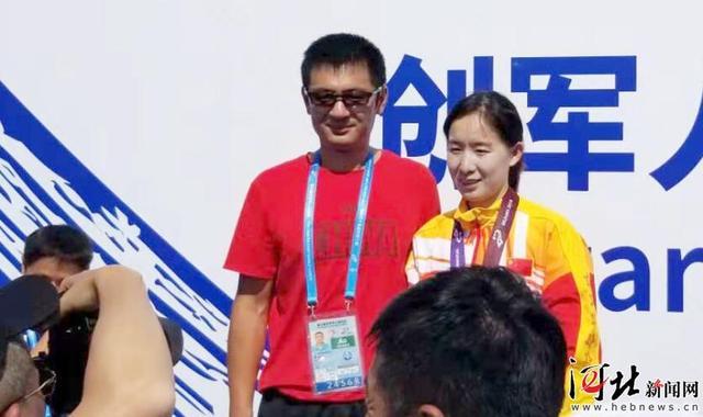 军运会两金得主赵茜沙:这都是团队的胜利