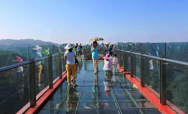 石家庄平山的这座隐秘小山城,才是夏日避暑绝佳之地!