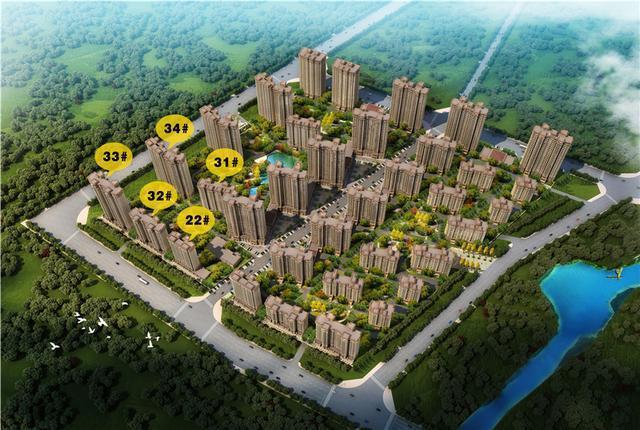 """中景·和湾香颂 精心筑造""""荣领湖城""""的生活居住区"""