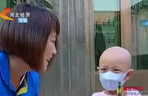 河北4岁男孩:阿姨能给我一个不疼的针吗?