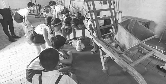 饶阳:打造农耕文化科普教育基地