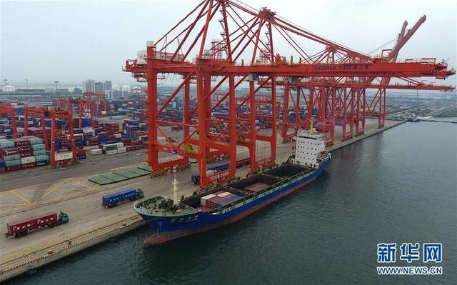 唐山港上半年吞吐量超3亿吨