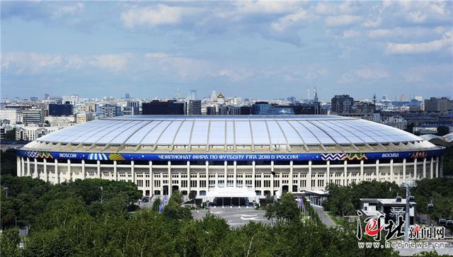 美!俄罗斯世界杯这些赛场很迷人